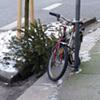 Велосипед иёлка
